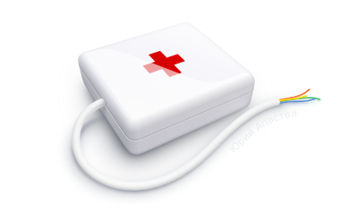 Final image of the first-aid kit