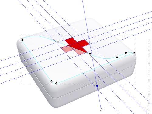 Adding highlight shape