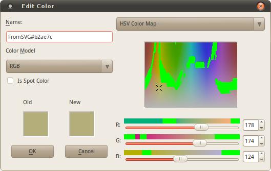 What it looks like when it's RGB