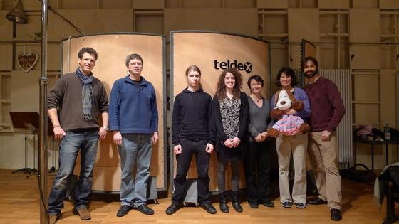The Open Goldberg Variations team