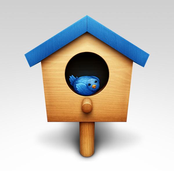 Twitter Birdhouse