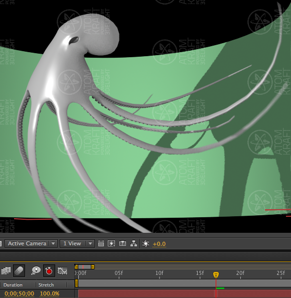 Most recently Adobe After Effects got support for Alembic. Blender still isn't there.