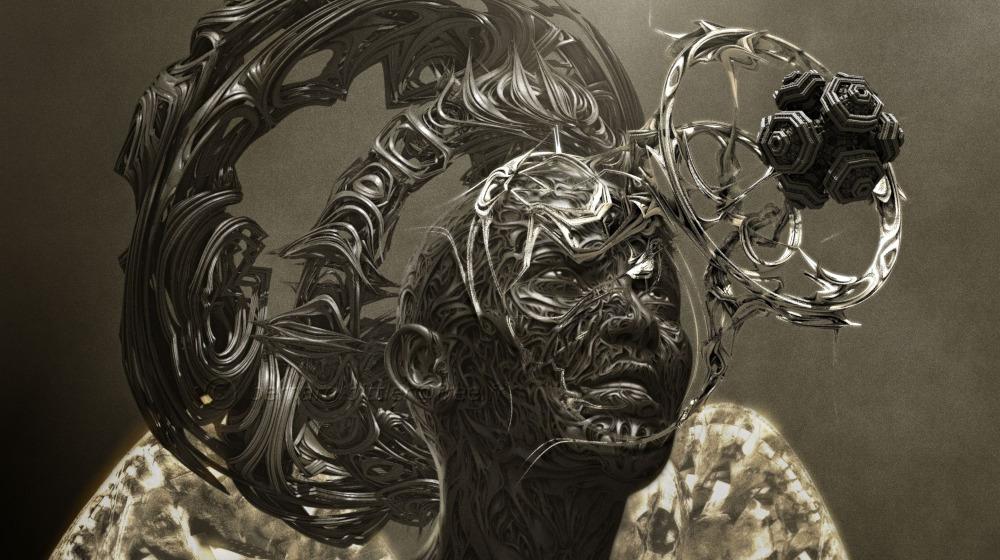 Decima Angelus series by Bernard Bittler