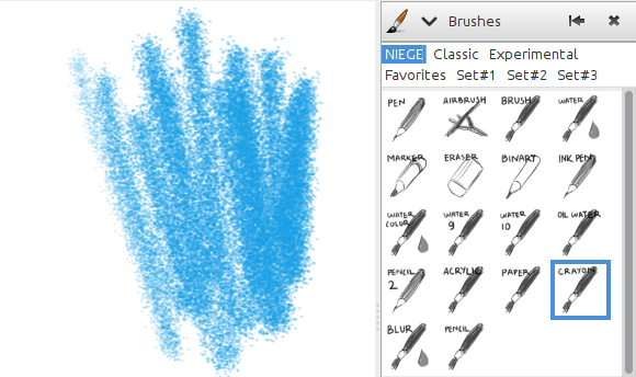 Niege Brushes 1.0