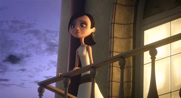Making short animated film on zero budget — Chris Burton on En Passant