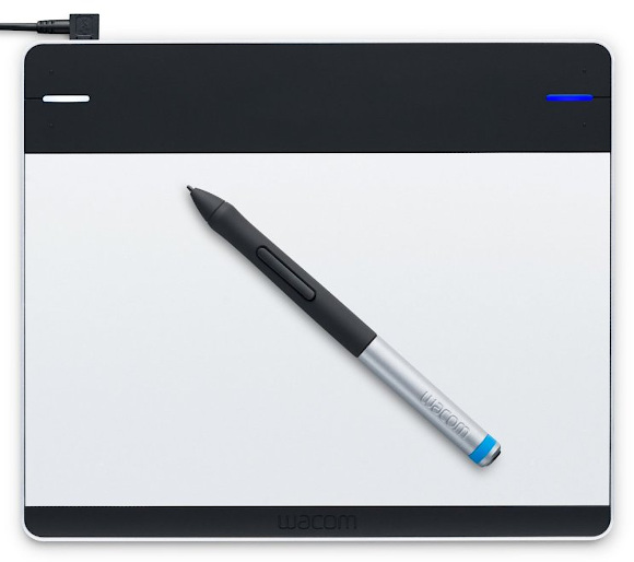 Linux gets support for Wacom Intuos Pen & Touch tablets