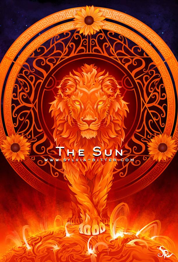 Tarot cards, The Sun