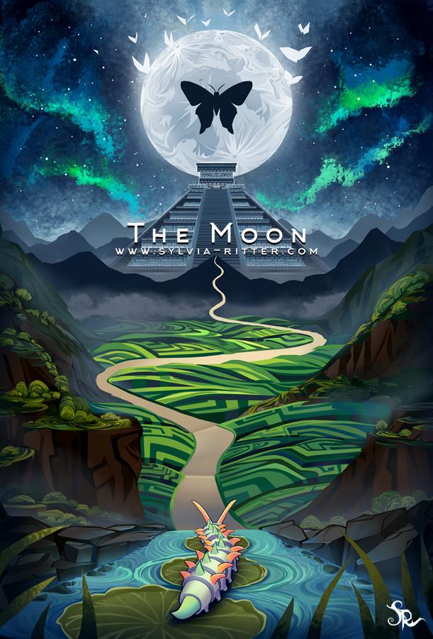 Tarot cards, The Moon