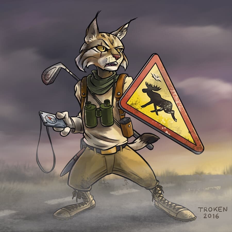 Martin Trokenheim, Lynx mutant