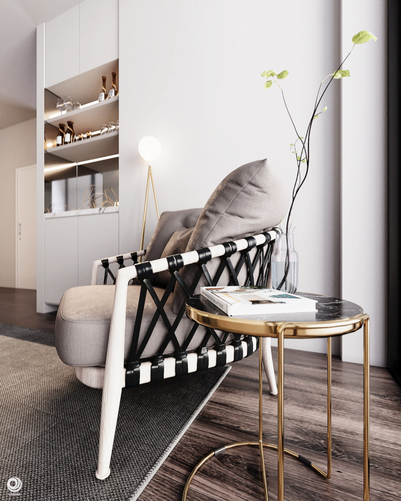 Interior design by Rio Suryonugroho