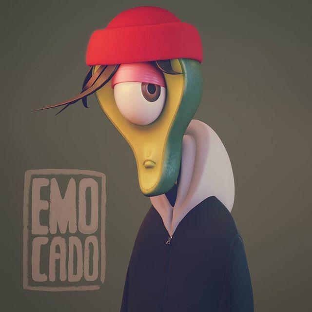 Emocado, by Juan Carlos Montes