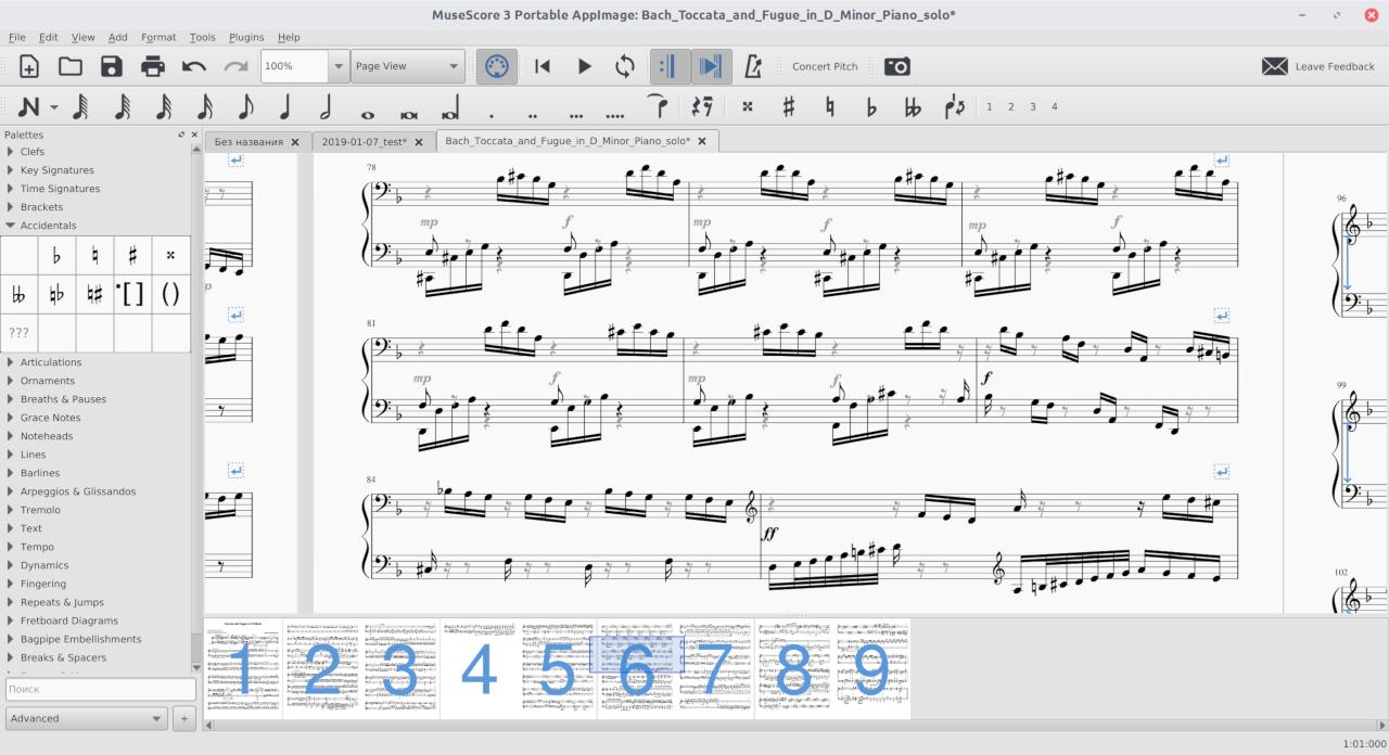 MuseScore 3.0