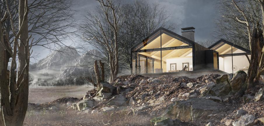 BD3D, Dead Wood Cabin