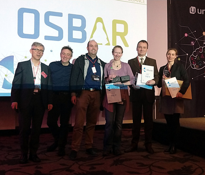 2018 Bronze OSBAR award