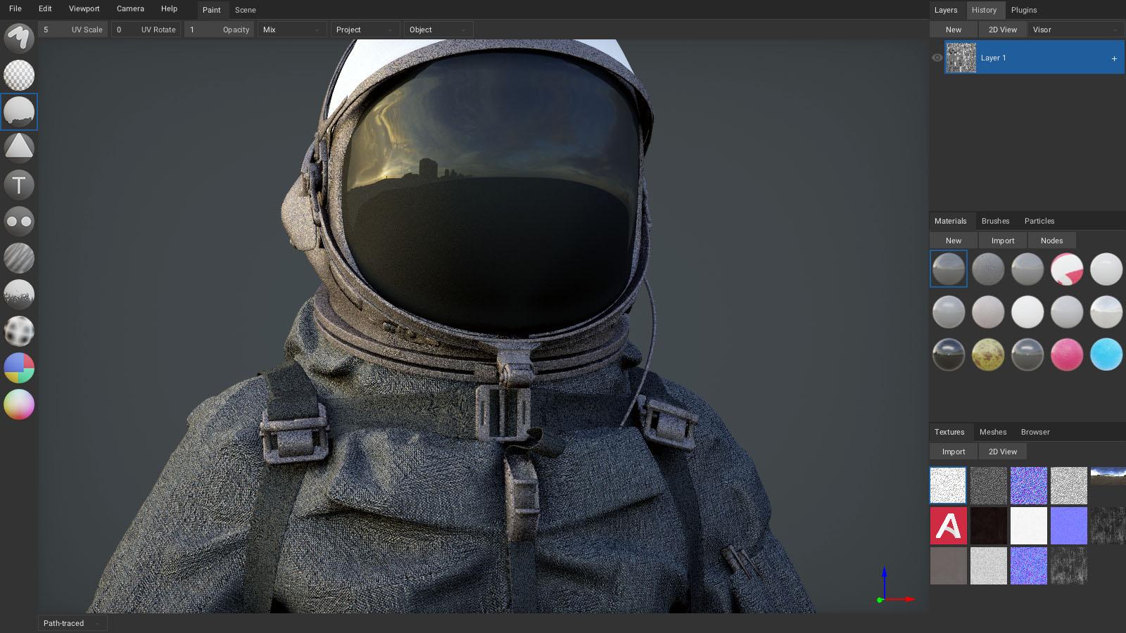 ArmorPaint 0.7