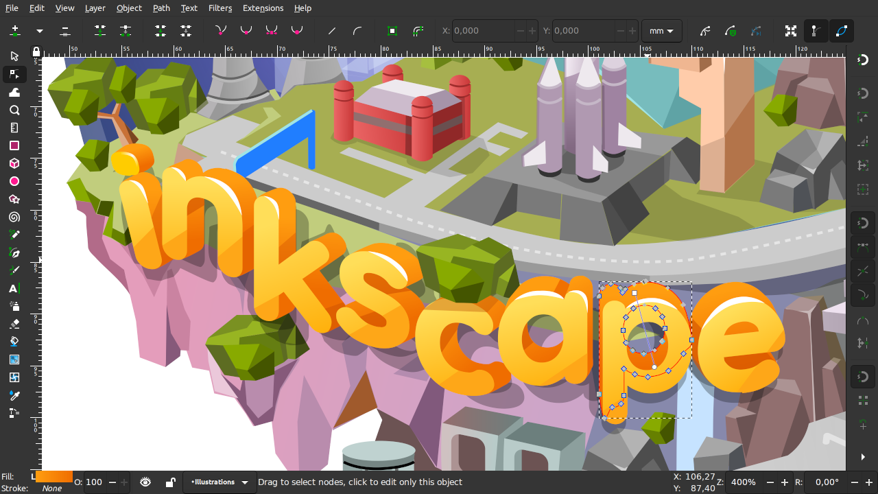 Going above and beyond with Inkscape 1.0