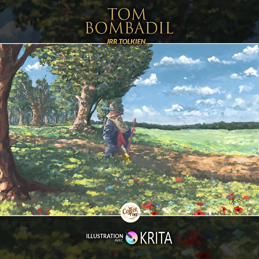 MrCoffee Time, Tom Bombadil, Krita